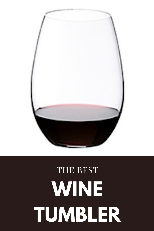 the best wine tumbler graphic