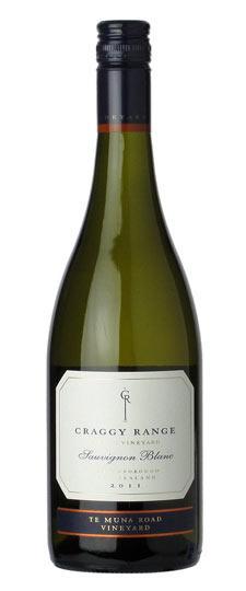 Bottle shot of Craggy Range Sauvignon Blanc