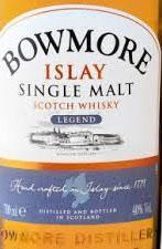 Bowmore Scotch Legend