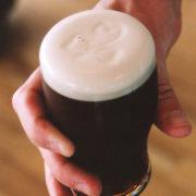 Guinness--romancing the Blarney Stone