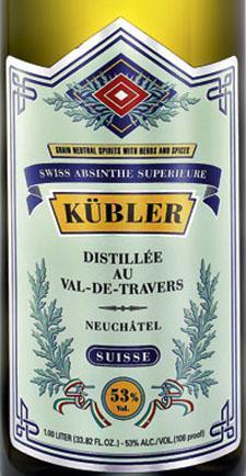 kubler absinthe