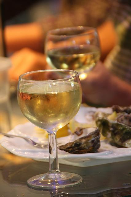 oyster wine