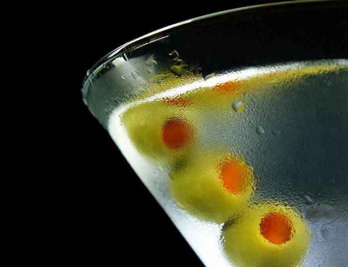 the perfect martini cocktail