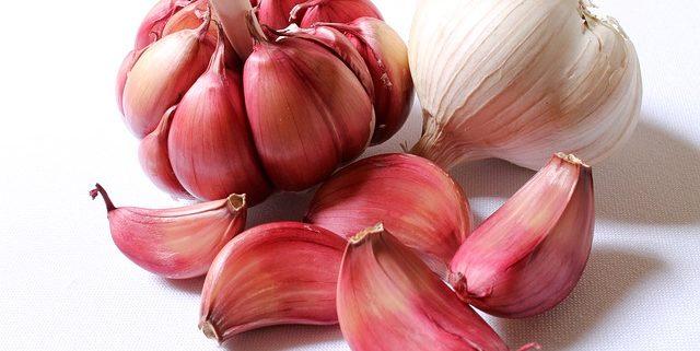 aphrodisiac garlic
