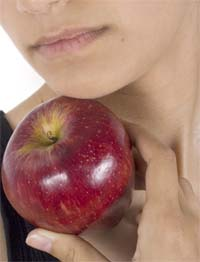 Aphrodisiac Apples - symbols of health and temptation 2