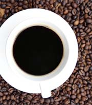 coffee: one of the 5 foods to feed your lover