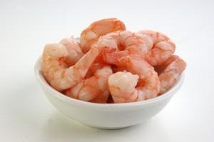 aphrodisiac shrimp -- delicacy of the sea