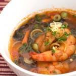 romantic shrimp soup recipe