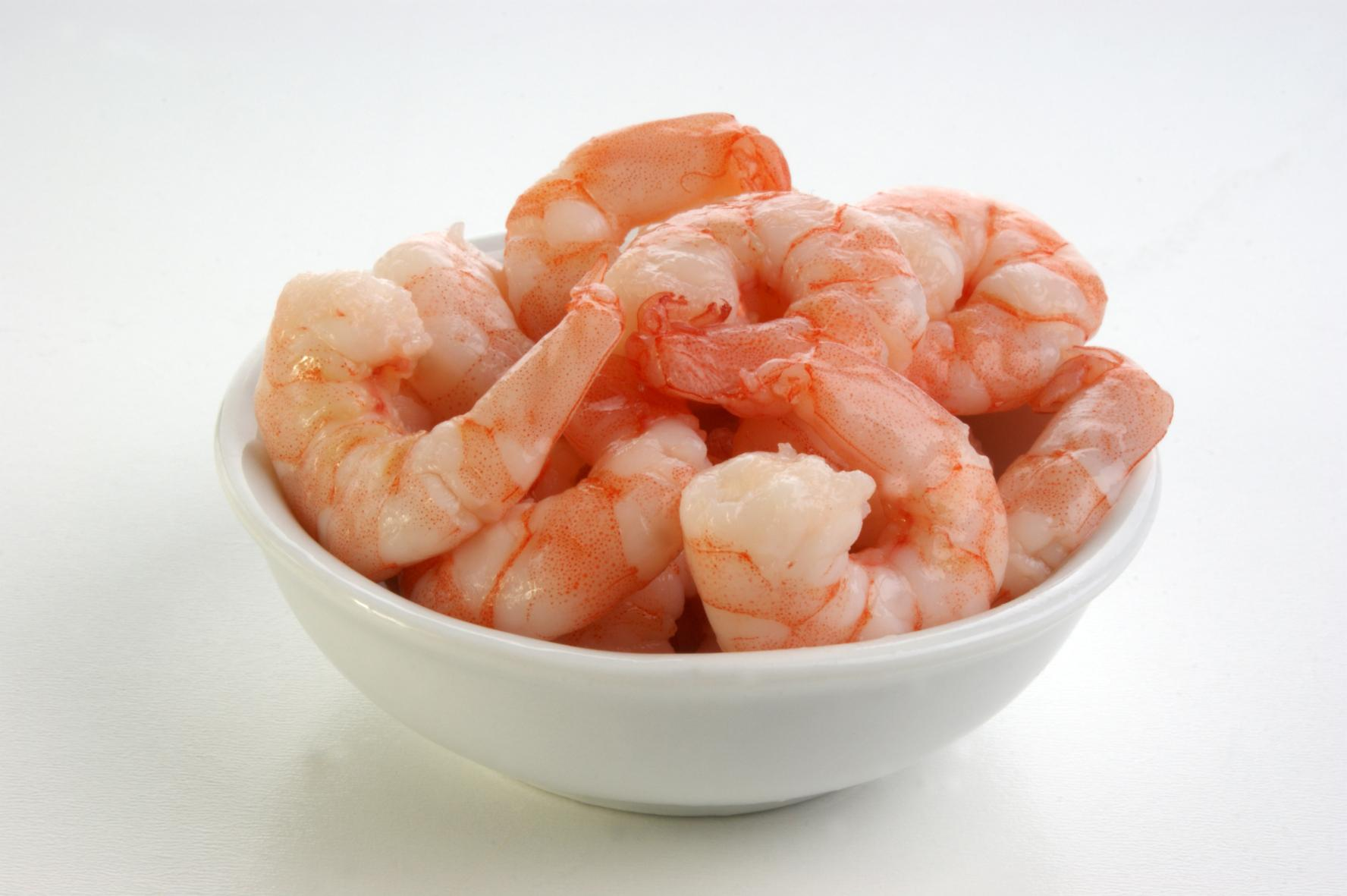 aphrodisiac shrimp -- delicacy of the sea