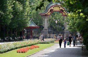 Berlin in 72 hours -- Zoo Garden