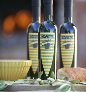 Three Bottles of DaVero Olive Oil