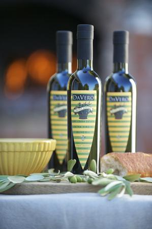 Three Bottles of DaVero Olive Oil