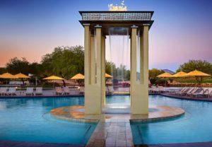 JW Mariott Desert Ridge Revive Spa