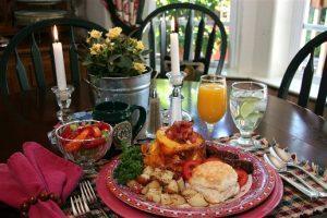 McCaffrey House B & B Recipes
