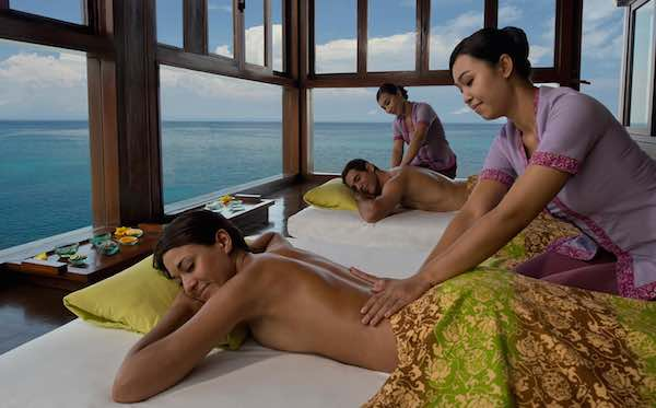 Massage at Spa on the Rocks