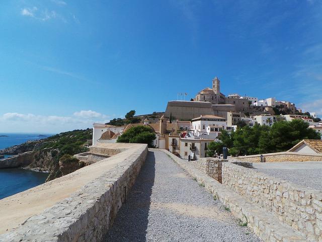 historic Ibiza