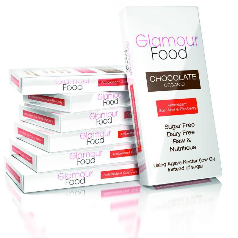 Glamour Food Organic Chocolate