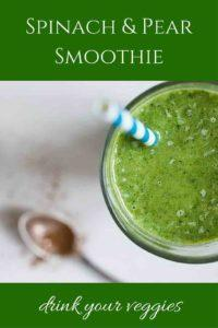 A great green smoothie recipe from Romancing the Stove by Amy Reiley
