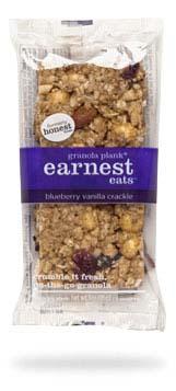 earnest eats granola plank