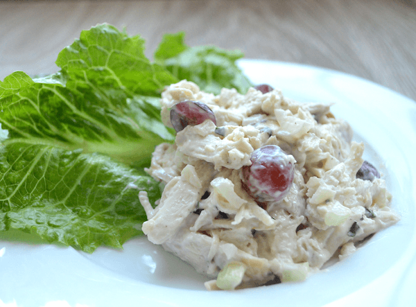 World's Greatest Tarragon Chicken Salad with Capers and ...
