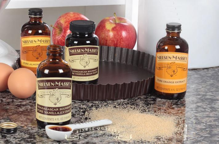 Nielsen Masey Natural Extracts for Better Baking