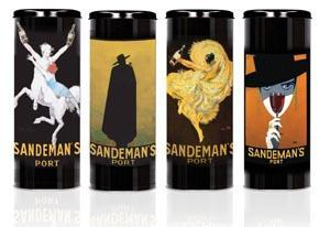 sandeman founders reserve collectors tins