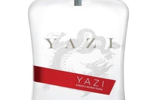 Yazi ginger vodka