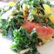beet and kale salad