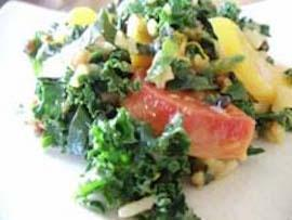 beet and kale salad