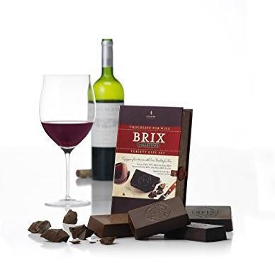 Pairing Wine and Chocolate with Brix
