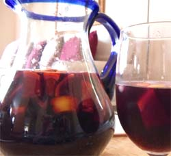 Triple Citrus Sangria with Red Wine 2