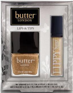 butter london lips & tips in west end wonderland