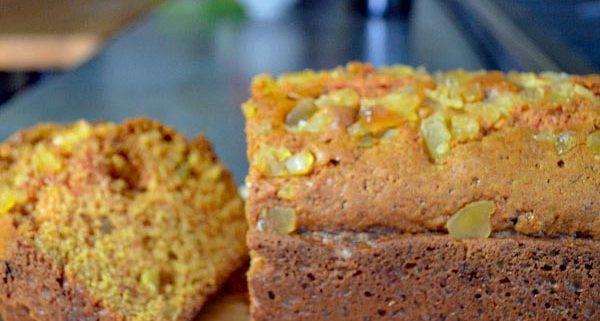 Breakfast In Bed Triple Gingerbread Recipe from Chef Sondra Bernstein