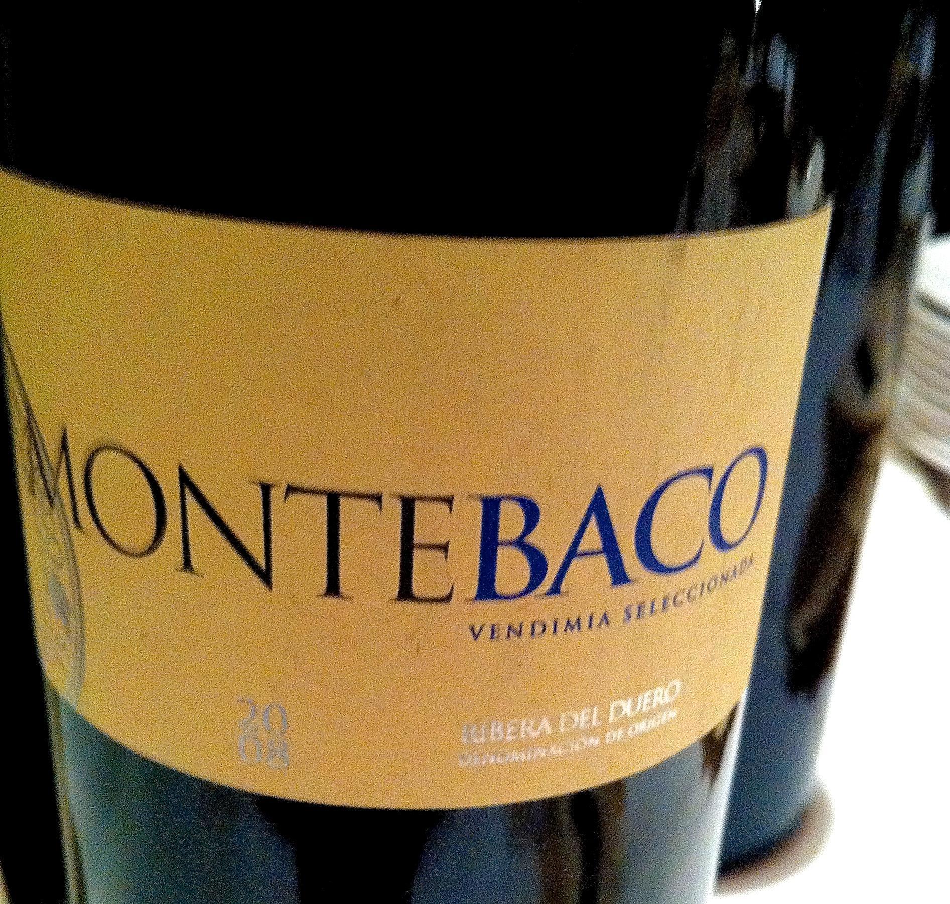 2008 Montebaco Vendimia Seleccionada