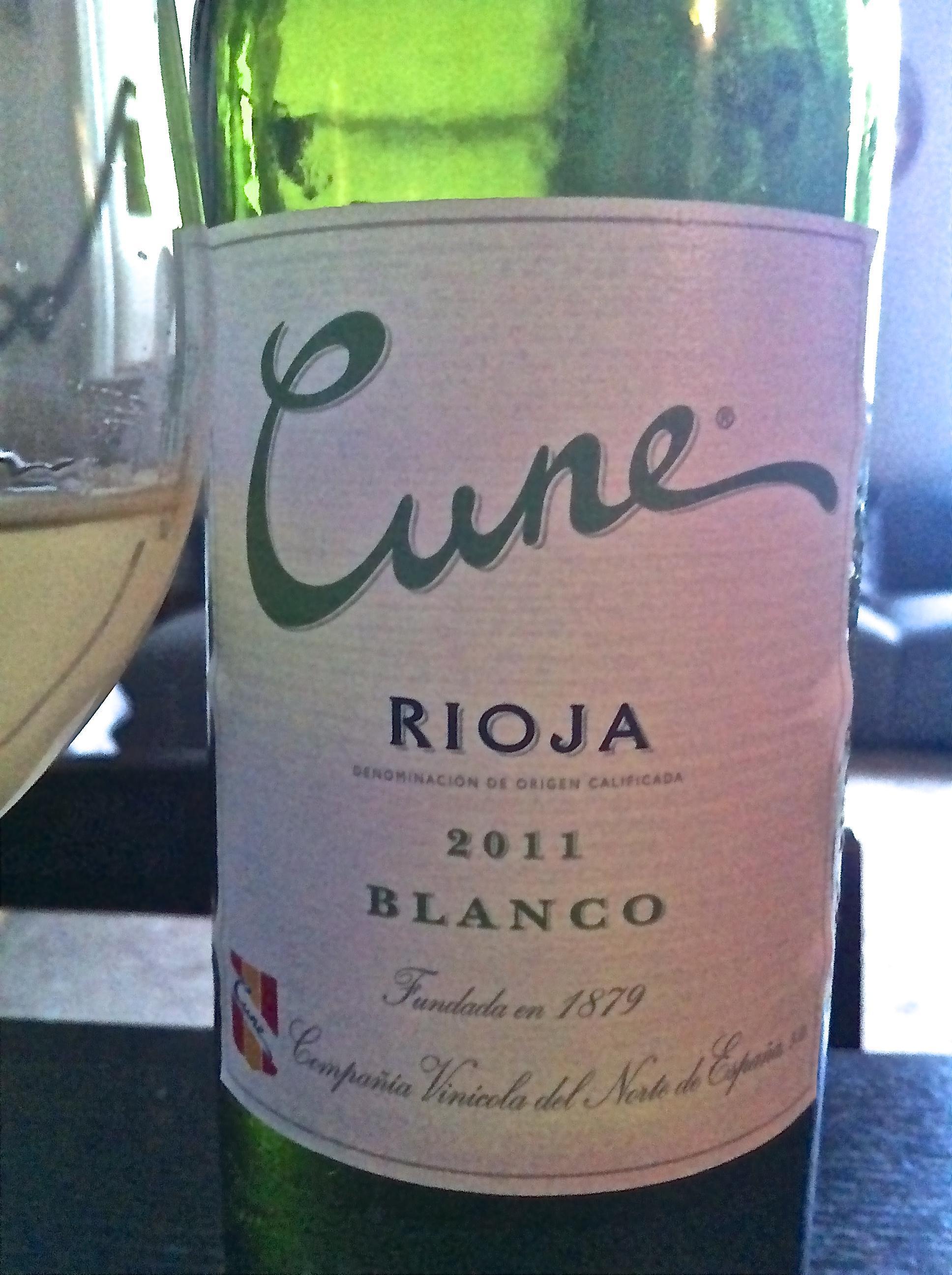 CVNE Rioja Blanco