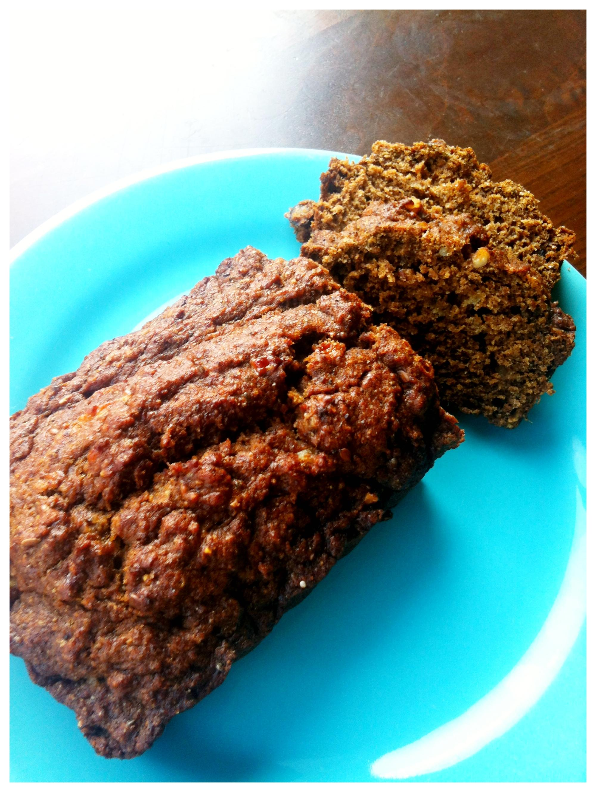 Grandma's Healthy Banana Bread 1
