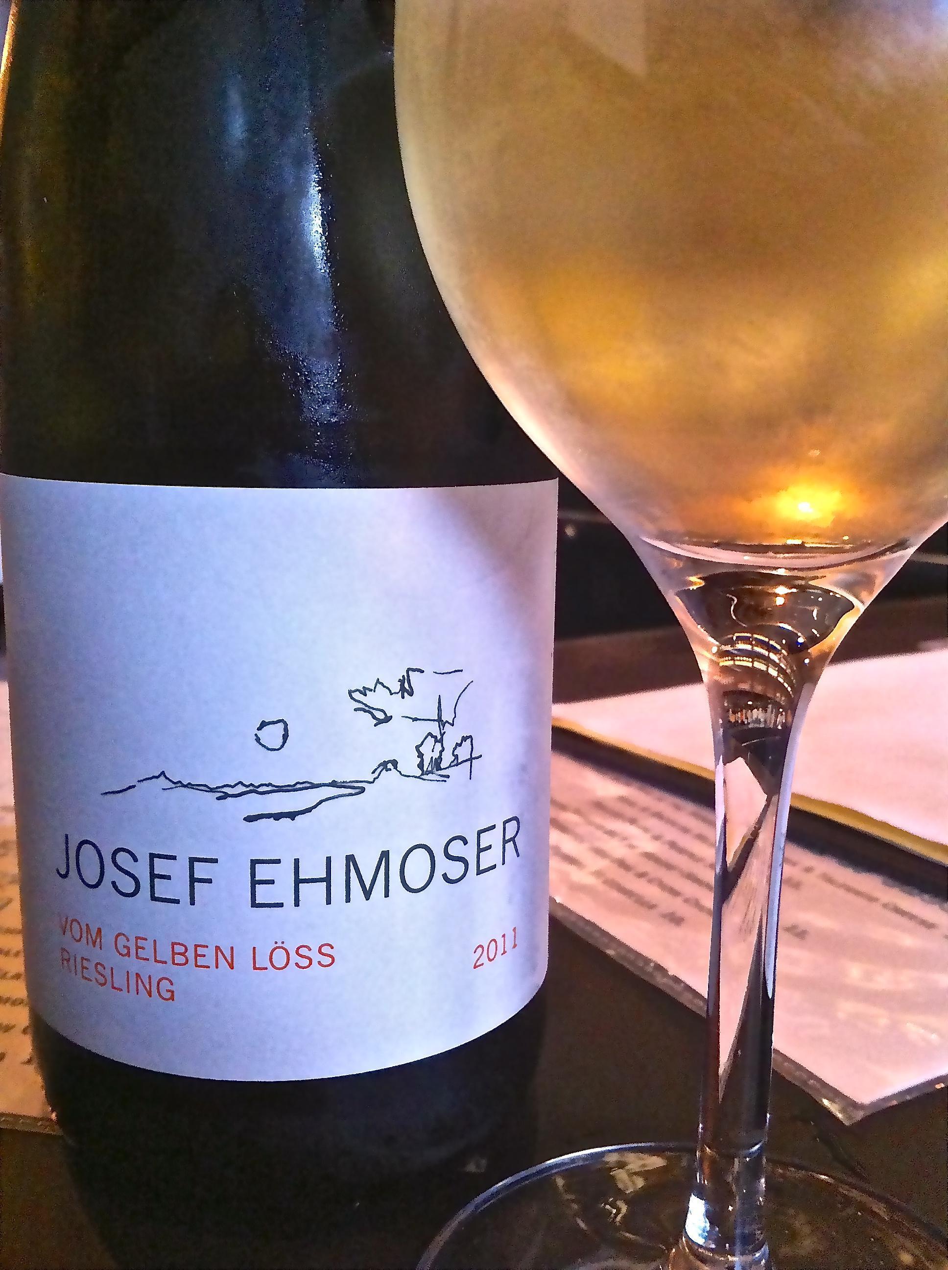 Josef Ehmoser, Vom Gelben Löss, Riesling 1