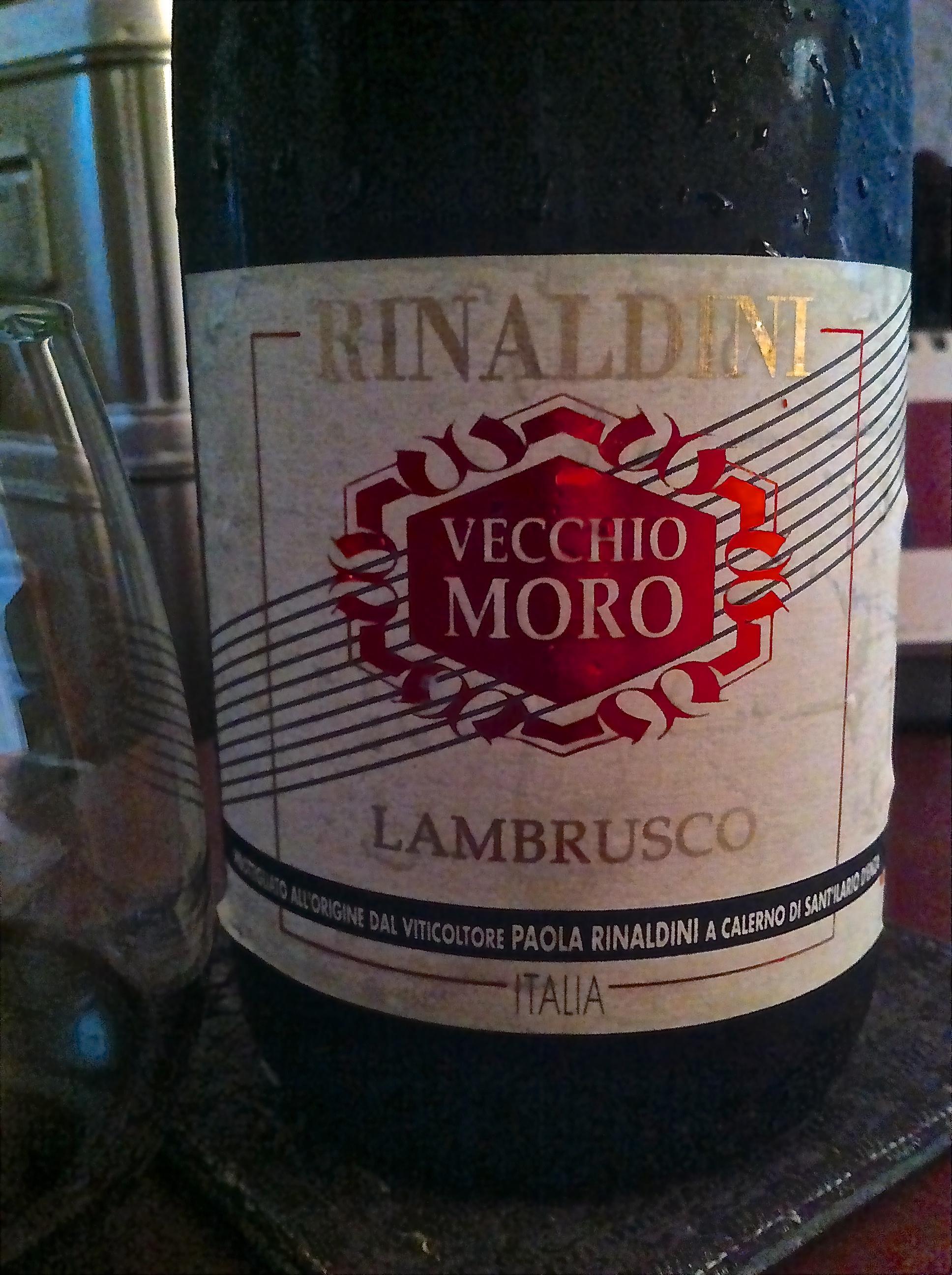 Rinaldini Lambrusco
