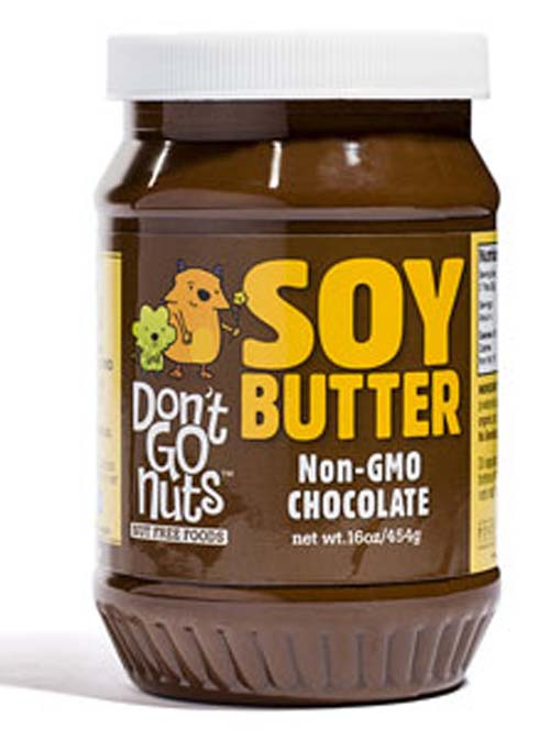 Organic Chocolate Soy Butter