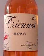Triennes Rosé