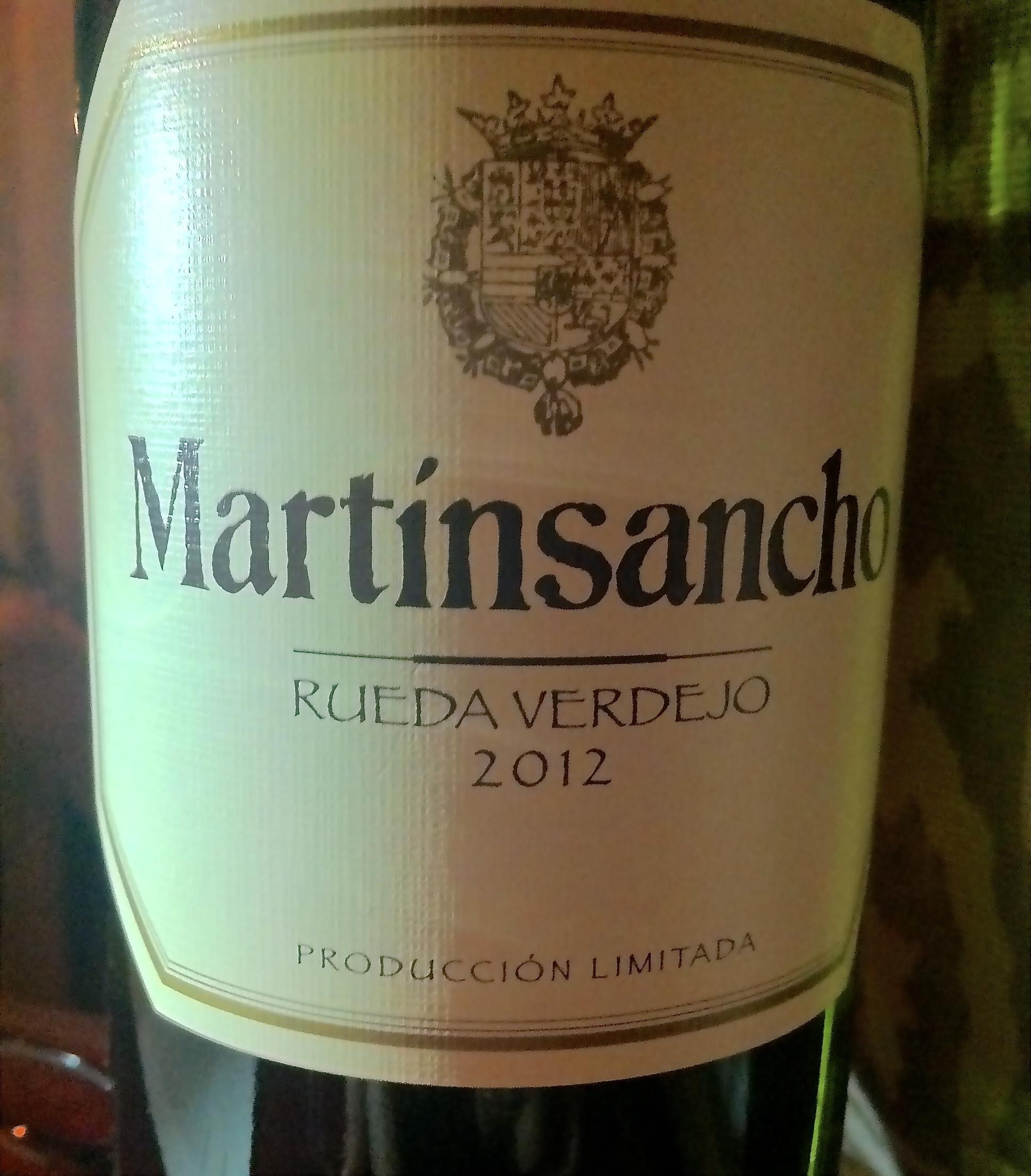 Angel Rodriguez 'Martinsancho' Rueda Verdejo, Spain 2