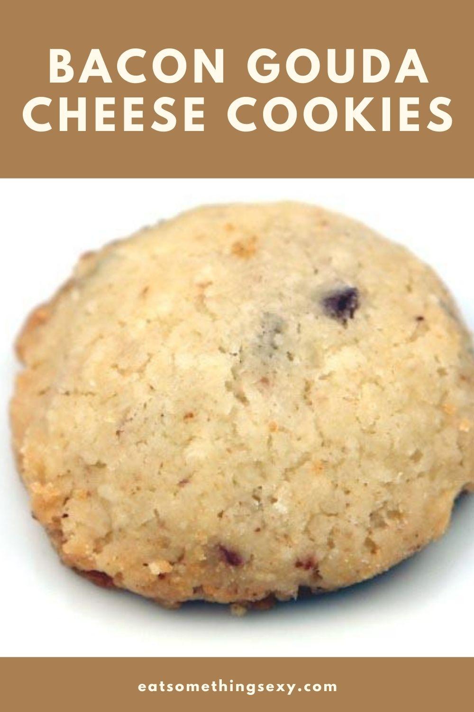 Bacon Gouda Cheese Cookies
