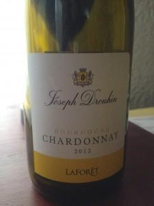 Joseph Drouhin LaForet Chardonnay