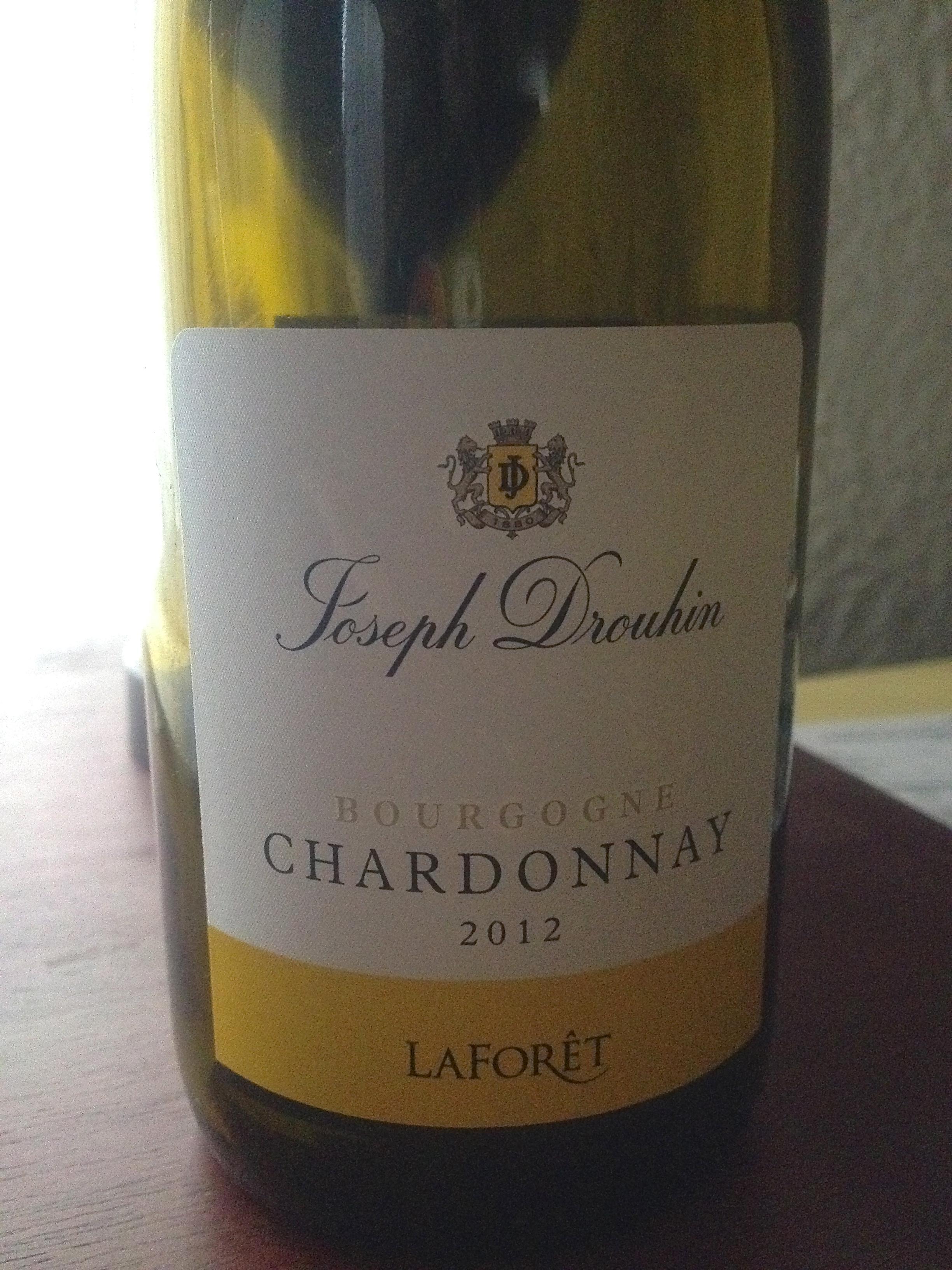 Joseph Drouhin LaForêt Bourgogne Chardonnay 1