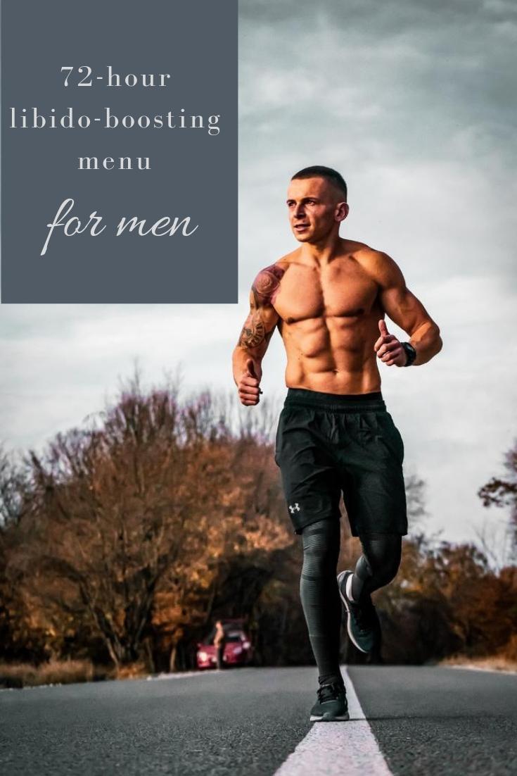 Libido-Boosting Menu for Men Pinnable Graphic