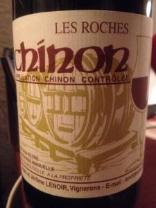 Les Roche Chinon