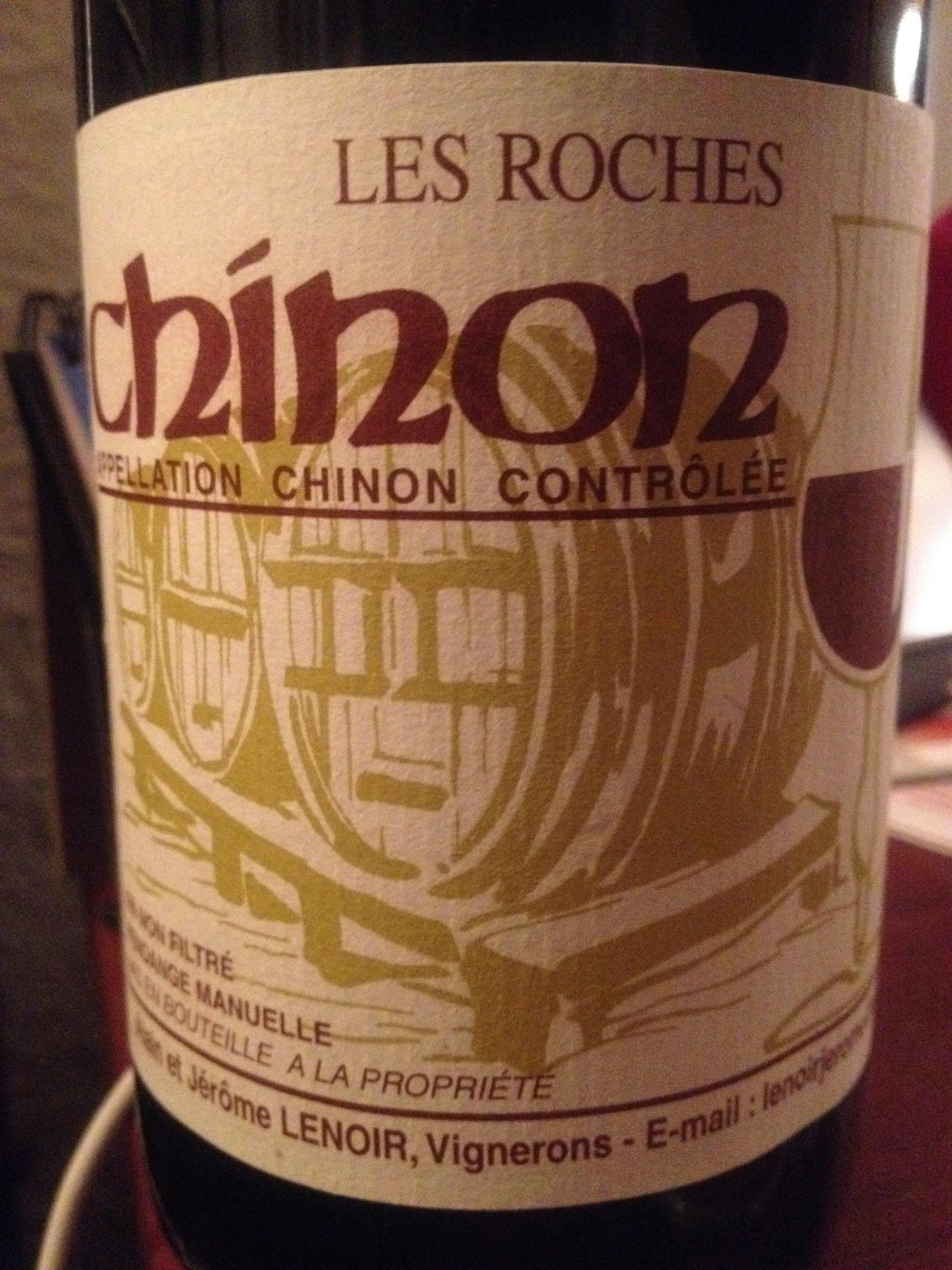 Domaine Les Roches Chinon, Loire Valley, France 2