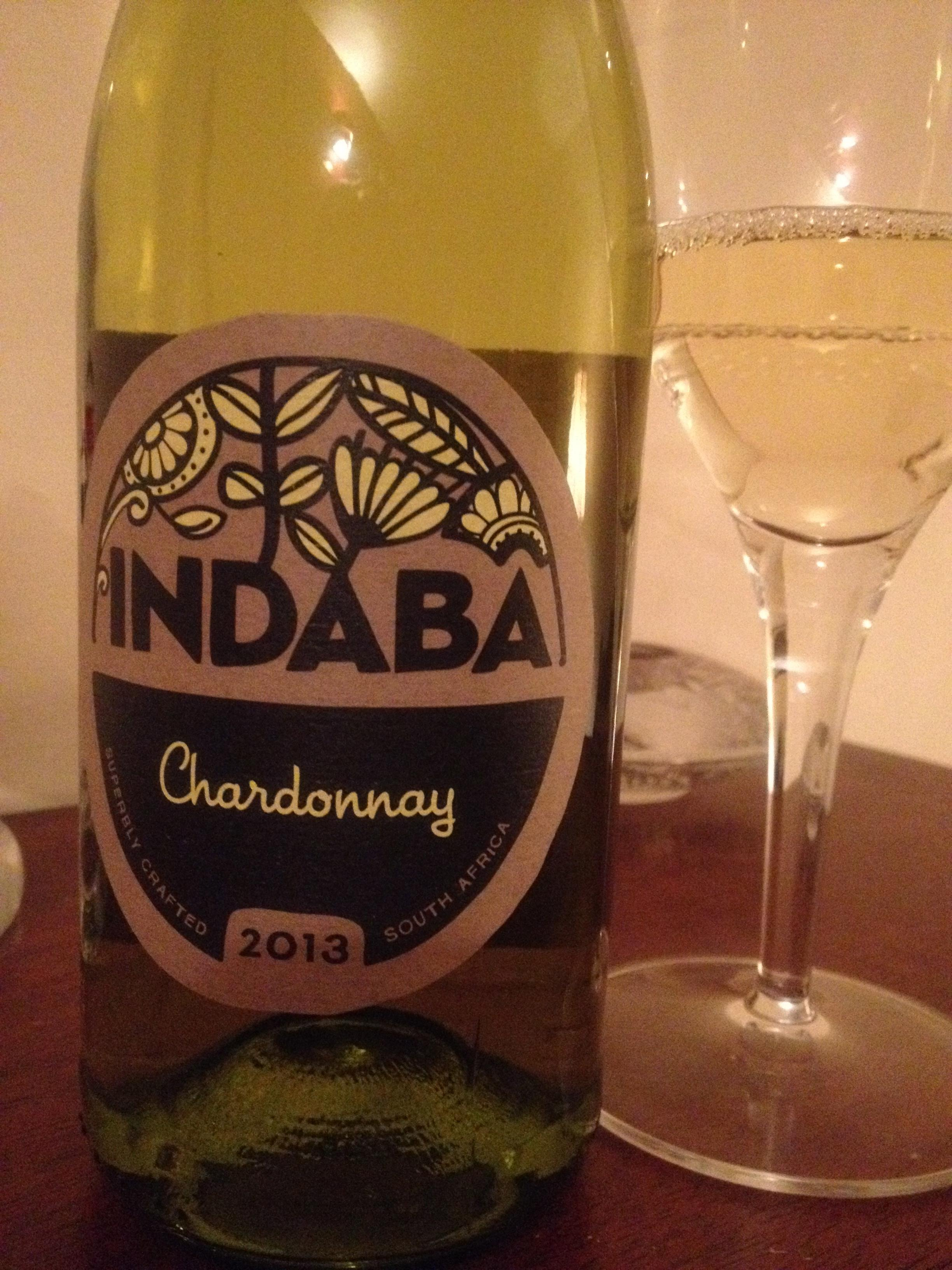 Indaba Chardonnay, Western Cape, South Africa 3