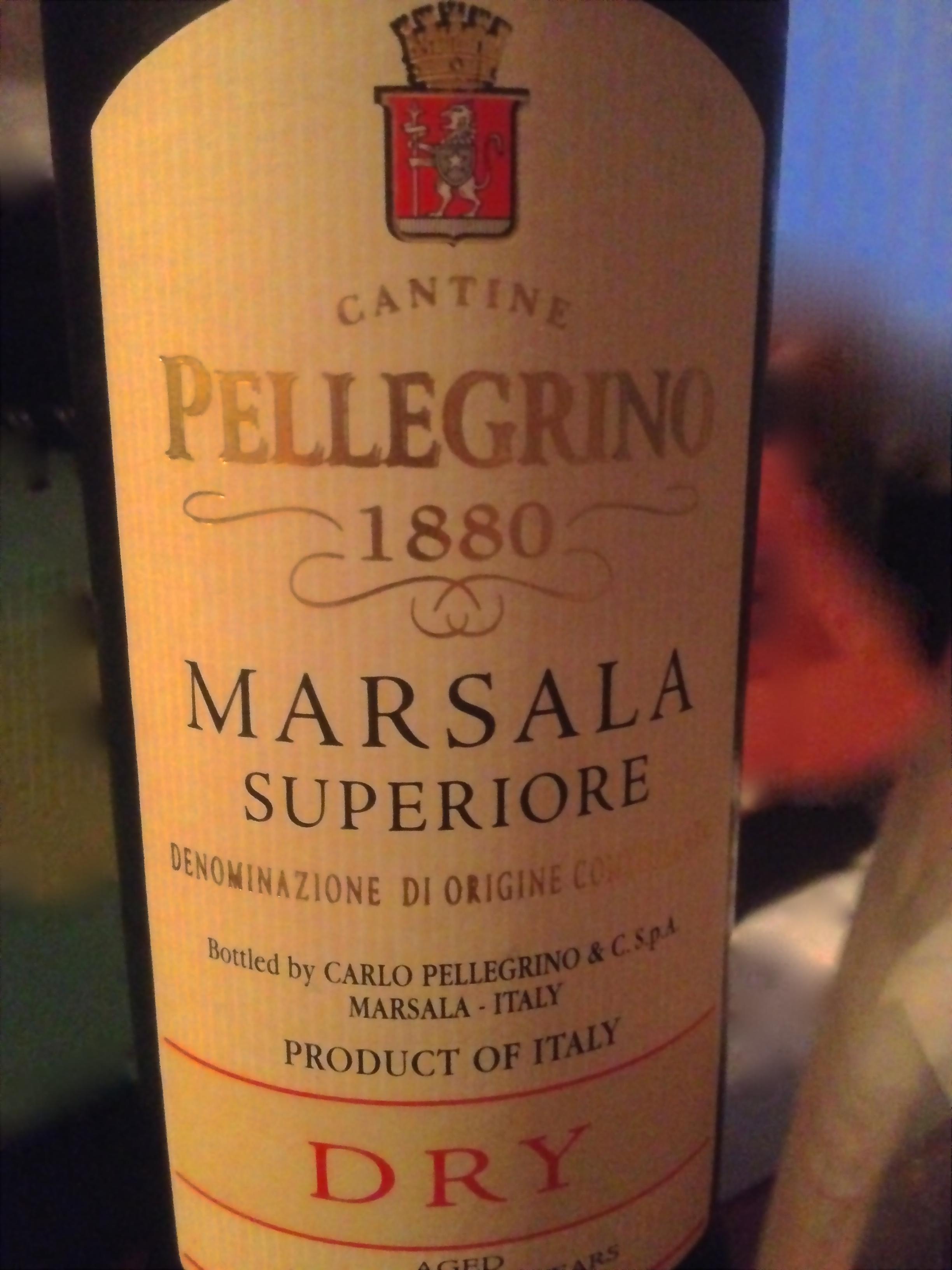 Cantine Pellegrino, Marsala Superiore Dry, Sicily, Italy 3