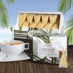 tea forte coconut teas
